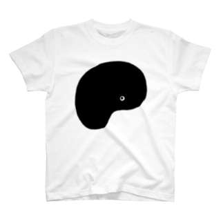 たましいちゃん(黒) T-Shirt