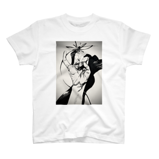 夏星 創 NATSUKI SOUのStroke-約束 T-shirts