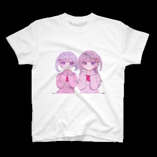 ^._.^の振りむいて欲しいおんなのこ🎀🎀 T-shirts