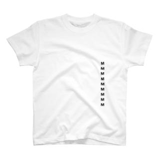 憧れのMサイズ T-shirts