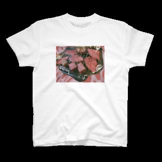 えあー・ぎさうー・ゆーじの焼肉 T-shirts