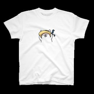 TK-marketの白熊 Tシャツ T-shirts