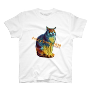 ねこ好きさんへ T-shirts