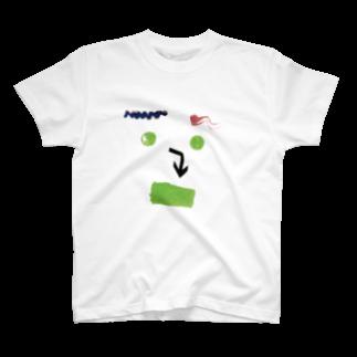 シミュラクラのシミュラクラ T-shirts