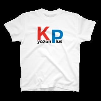 kyozonplusのビッグロゴT kyozonp T-shirts