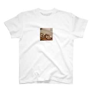 s86のカフェ T-shirts