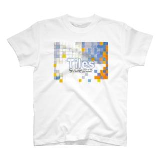 Tiles T-shirts