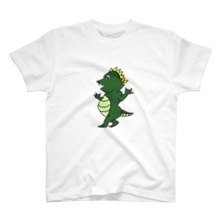 恐竜はん T-shirts