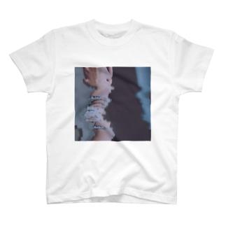創造主の遊びショップのゆがみ T-shirts