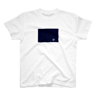 こてら🐬のつき T-shirts