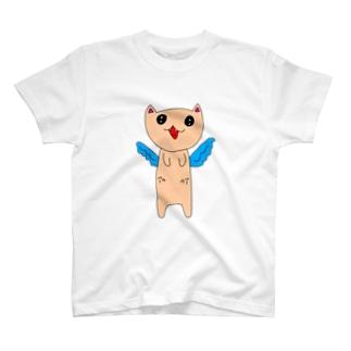 アゥアゥ T-shirts