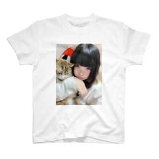 私とあずきさんと自粛しなさい! T-shirts