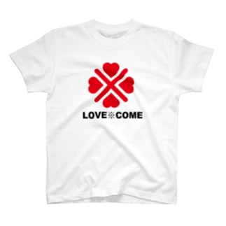 LOVE※COME T-shirts