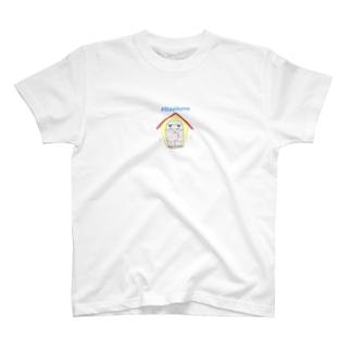 イエティの家T(いえてぃー) T-shirts