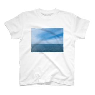 真玉海岸 T-shirts