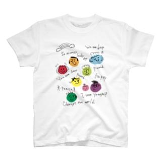 みんななかよし@Takako T-shirts