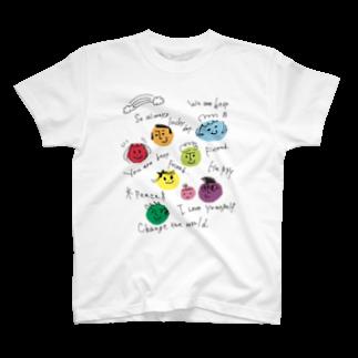 siestaのみんななかよし@Takako T-shirts