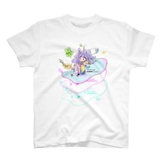 育て!スヤスヤねるこちゃん T-shirts