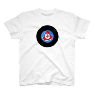 すいかレコード白文鳥 T-shirts