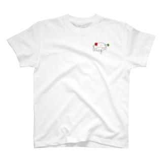四つ葉の妖精くぅ~ちゃんNo.1 T-shirts