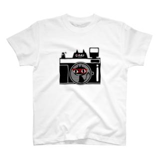 僕専用のカメラを紹介 T-shirts