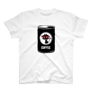 大好きな缶コーヒー=僕 T-shirts