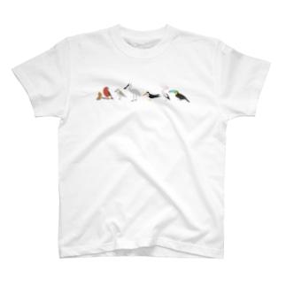 ふしぎなくちばしの鳥 T-shirts