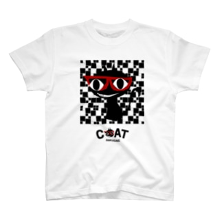 四角がいっぱい注意報 T-shirts
