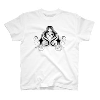 魅惑の女性 T-shirts