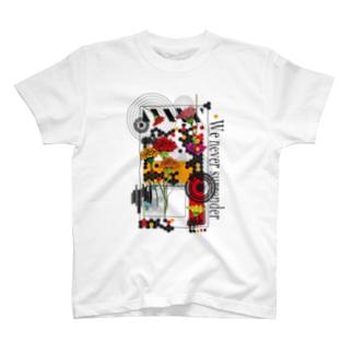 Act Anti Virus Tシャツ Bタイプ T-shirts