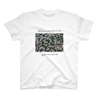 花柄T T-shirts