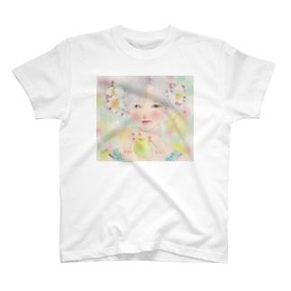 青い香り T-shirts