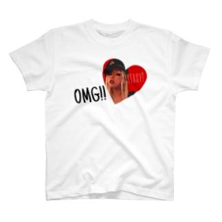 OMG!!エクスタシー T-shirts