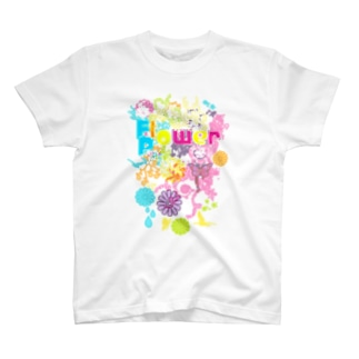 Flower_Power T-shirts