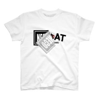 僕のマークがかくれんぼ T-shirts