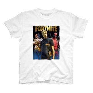 戦士 T-shirts