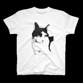 ちゃっかりのニコラ T-shirts