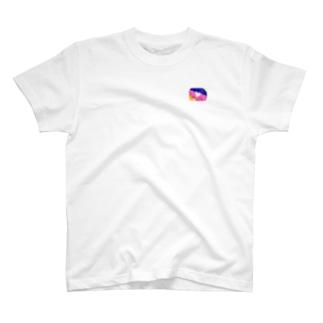 水球YouTubeのロゴシャツ T-shirts