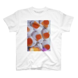 めだまやきグミさん T-shirts