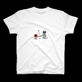 松岡雅士(마사시) きのこ 🍄のlove T-shirts