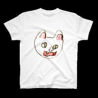 ふきの工房の神楽の化け猫 T-shirts