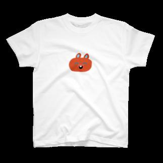 Xiangzhiの喜んでいるうさぎ T-shirts