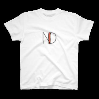 ナンバユウキプロダクトのノベルドラマトゥルクロゴ T-shirts