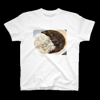 stecchiの麦ごはんカレー T-shirts