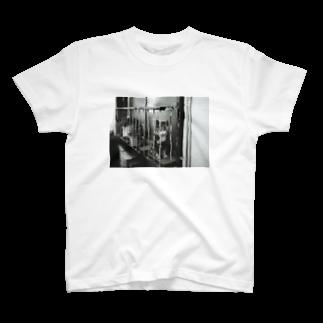 上村 窓のSHIROKURONEKO2 T-shirts