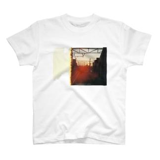 感光フィルム T-shirts