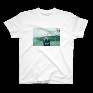 上村 窓のKEIKAN T-shirts