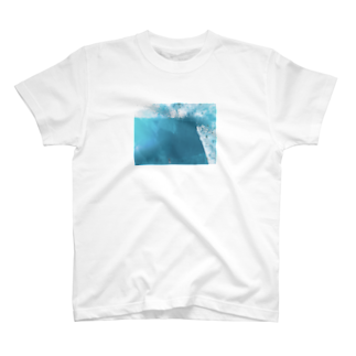 komameの潮焼け看板 T-shirts
