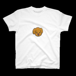 ロニショップのいぬくん T-shirts