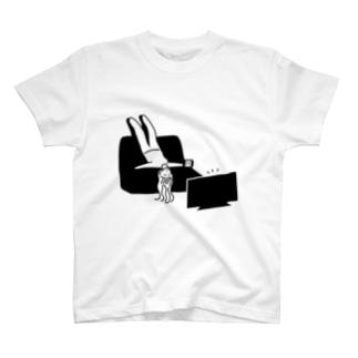 不要不急ガール T-shirts